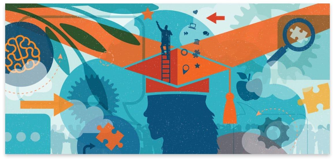 Social Accountability in Medical Education Illustration